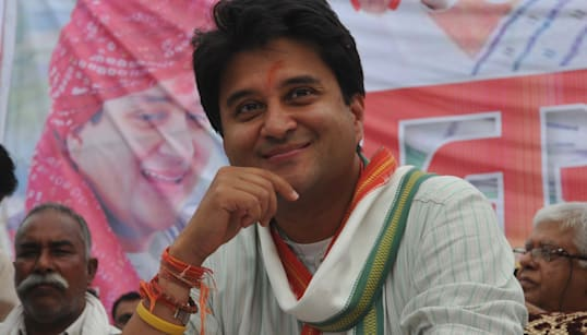 Factionalism In Congress A Thing Of Past, Unity Our Strength In MP Polls: Jyotiraditya