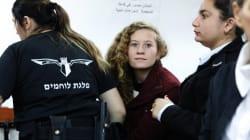 Ancora carcere e cancellato account Twitter per Ahed, ragazza simbolo della lotta