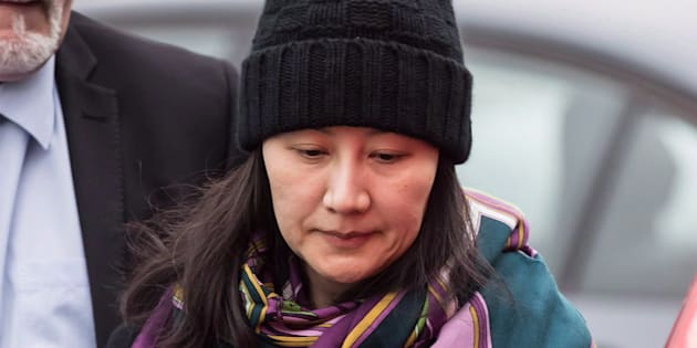 China demands United States  withdraw request for Canada to extradite Huawei executive