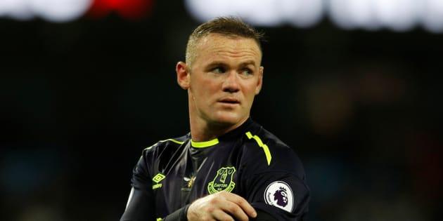 L'attaquant anglais Wayne Rooney annonce sa retraite internationale. (Image d'illustration)