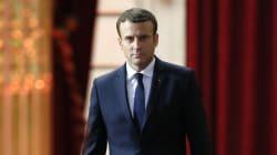 Le discours d'investiture de Macron à l'adresse de