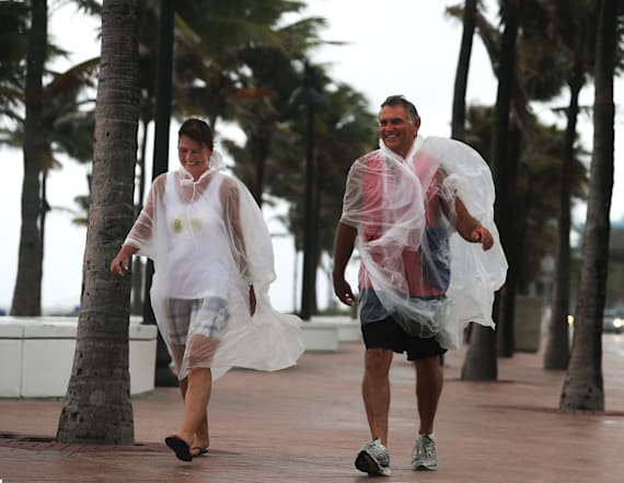 Storm Alberto churns toward the Gulf Coast