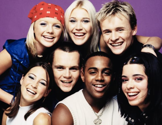 S Club 7 member lashes out at 'bully' bandmate