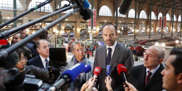Edouard Philippe a accepté de rencontrer les syndicats pour débloquer le conflit à la SNCF.