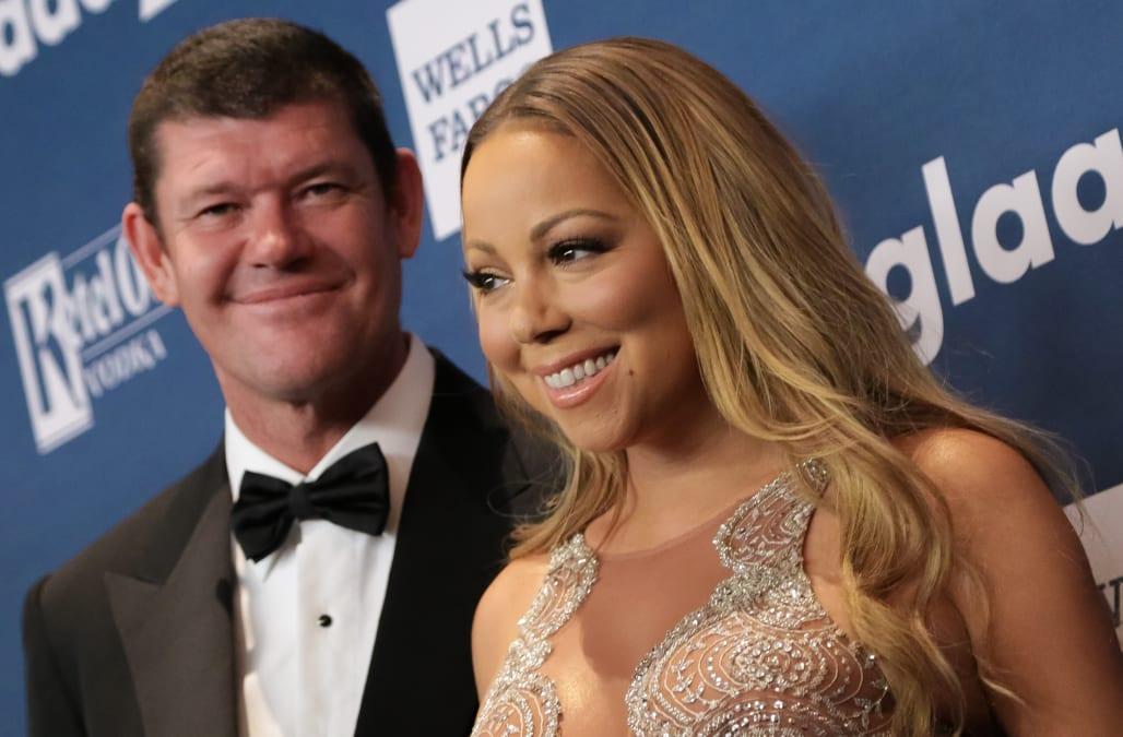 mariah carey received multimillion dollar settlement from ex fiance james packer kept engagement ring - Mariah Carey Wedding Ring
