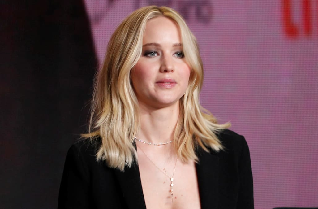 Image result for I become rude in public: Jennifer Lawrence
