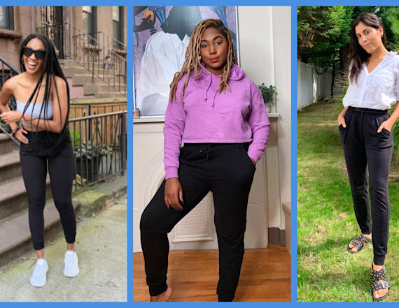 Our editors tried Amazon's best-selling sweatpants