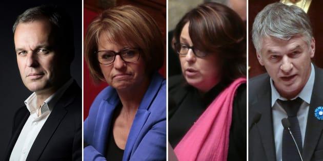 Une présidente pour l'Assemblée nationale? Deux femmes et deux hommes en course pour le perchoir.