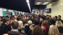 Une panne électrique sur le RER A a provoqué des scènes dignes de Walking