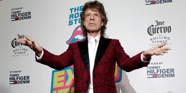 Mick Jagger dévoile deux nouveaux morceaux au ton très politique