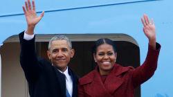 Les Obama décrochent un contrat d'édition à plus de 60 millions de