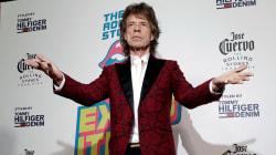 Mick Jagger dévoile deux nouveaux morceaux au ton