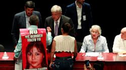 'Olvido no, perdón sí', pide AMLO a víctimas en foros por la