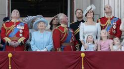 Nel 2019 i reali non si affacceranno dal balcone di Buckingham Palace (per una ragione