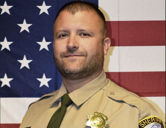Man who killed deputy was in US illegally: ICE