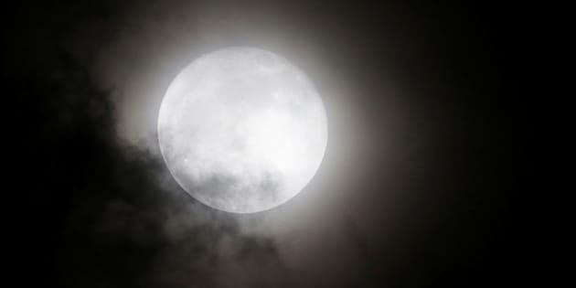 A supermoon will rise over Australia on Monday night.