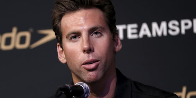 Olympic swimmer Grant Hackett has reportedly been arrested.
