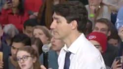 Le preguntan a Justin Trudeau por qué recibe a tantos refugiados y su respuesta se vuelve