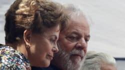 Lula y Rousseff van ante la justicia