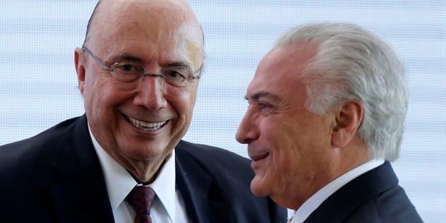 Candidato à Presidência do partido do presidente Michel Temer, Meirelles foi ministro da Fazenda do atual governo.