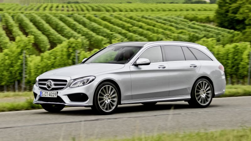 Canada will get new mercedes c class wagon autoblog for Mercedes benz station wagon 2017