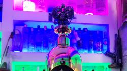 La bouteille de vodka la plus chère du monde, qui a servi dans