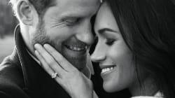Le prime foto ufficiali del fidanzamento di Harry e Meghan diffuse da Kensington