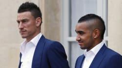 Macron invite Payet et Koscielny pour la