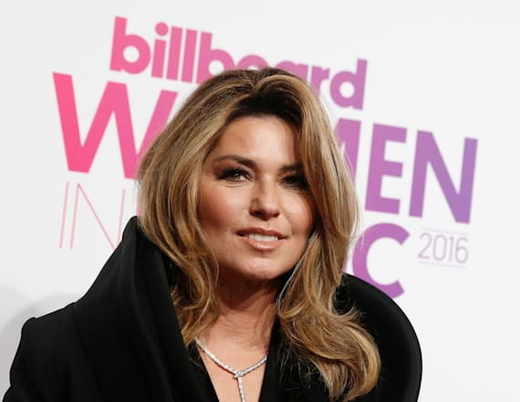 Shania Twain reveals she would have voted for Trump