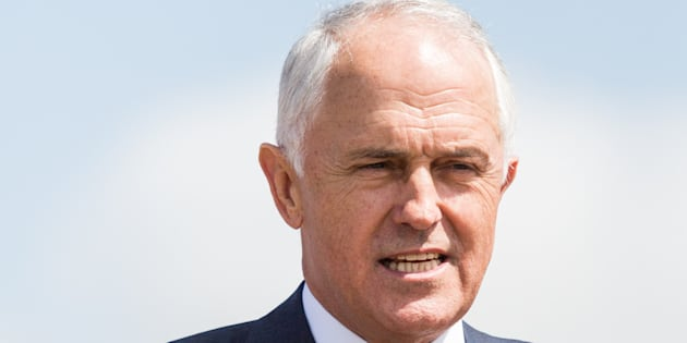 Prime Minister Malcolm Turnbull has reiterated support for a US missile strike in Syria.