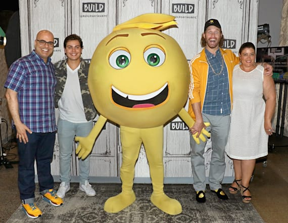 'Emoji Movie' cast express their love for the film