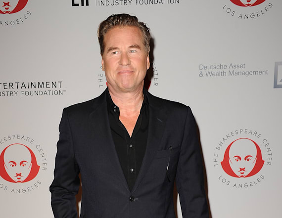 Val Kilmer confirms cancer rumors