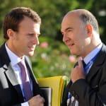 Moscovici perdona Macron (per salvare se