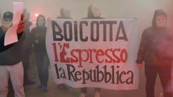 Blitz di Forza Nuova a Repubblica: due deferiti, la Digos perquisisce la sede