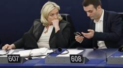 Le Pen tance publiquement Philippot et