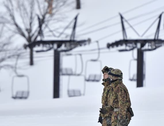 Avalanche kills 1 in Japan ski resort after volcano