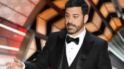 Jimmy Kimmel se burla de la guerra de Trump contra los