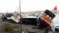 Un séisme en pleine saison touristique fait deux morts sur l'île de