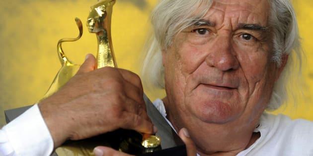 Le réalisateur Jean-Claude Brisseau au Festival international du film de Locarno en 2012.