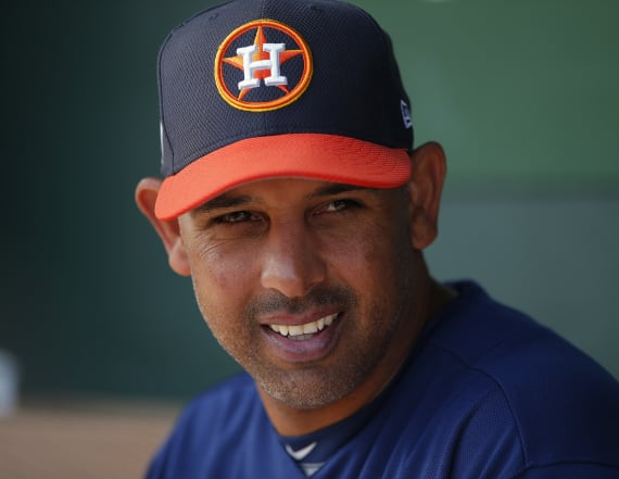 Red Sox hire Astros coach Cora as new manager