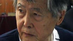 Fujimori ressort libre de la clinique après une grâce