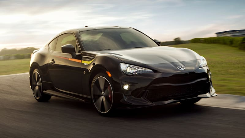 Toyota Certified Pre-Owned >> 2019 Toyota 86 TRD Special Edition gets better brakes, shocks - Autoblog