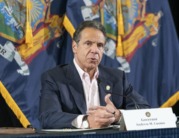 Cuomo concerned protests will spread virus