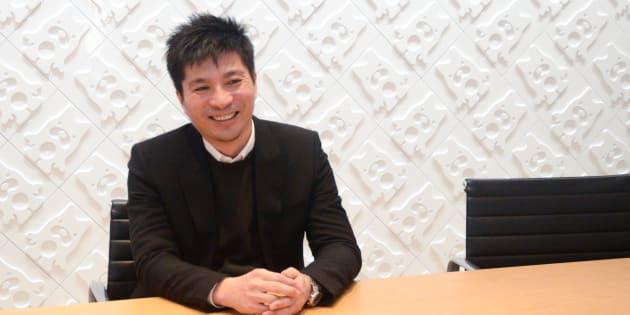 藤田晋社長