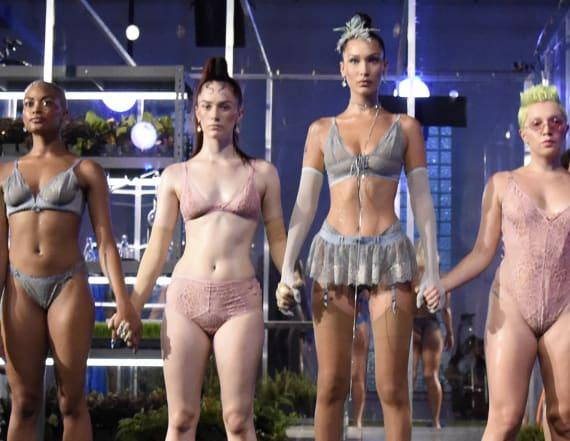 Rihanna's Savage x Fenty NYFW runway wins over fans