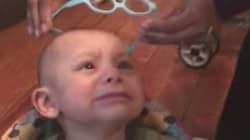 Sus primeras gafas: el vídeo que ha emocionado a miles de