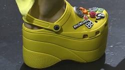 No es broma, Balenciaga apuesta con este calzado al