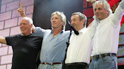 Great Gig In Glastonbury: Is A Pink Floyd Reunion In The