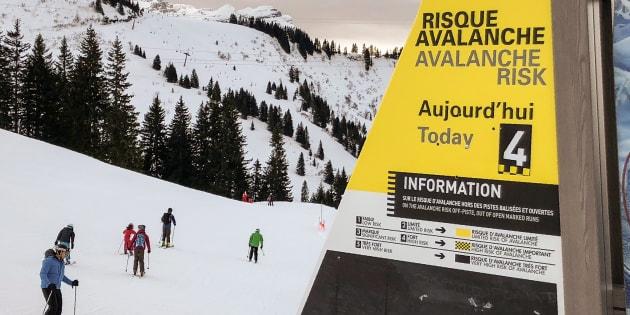 Avalanches: au moins neuf morts en France au terme d'un week-end cauchemardesque