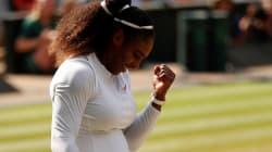 Les 10 sont frimés pour Serena Williams à